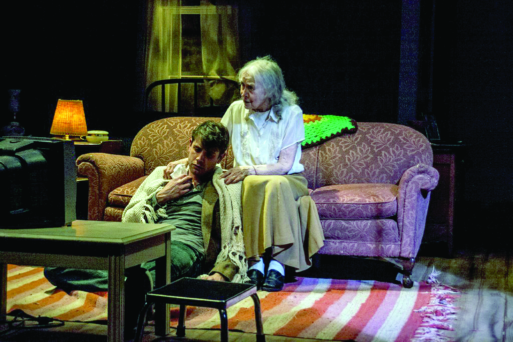 Andrew Gombas and Dorothy Silver. PHOTO | Steve Wagner Photography