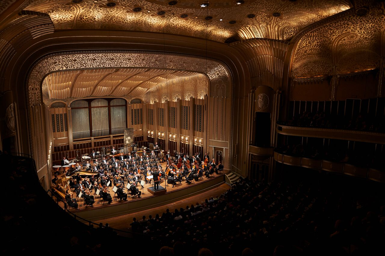 PHOTO | Roger Mastroianni / The Cleveland Orchestra